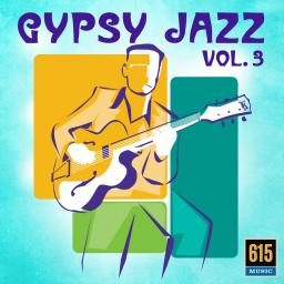 2018 Craig Sharmat, Brian Mann, Kim Collins - Gypsy Jazz, Vol. 3 {Warner_Chappell} [WEB]