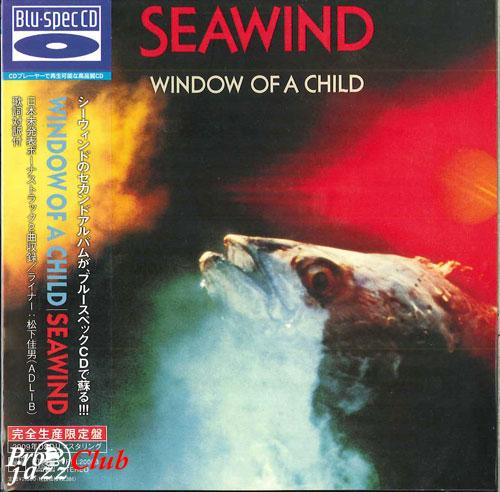 (Funk, Soul, Fusion) [CD] Seawind - Window of a Child - 1977 (2009 Japan Edition), FLAC (tracks+.cue), lossless