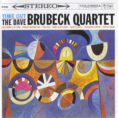 [SACD-R][OF](Cool Jazz) The Dave Brubeck Quartet – Time Out - 1959/2012