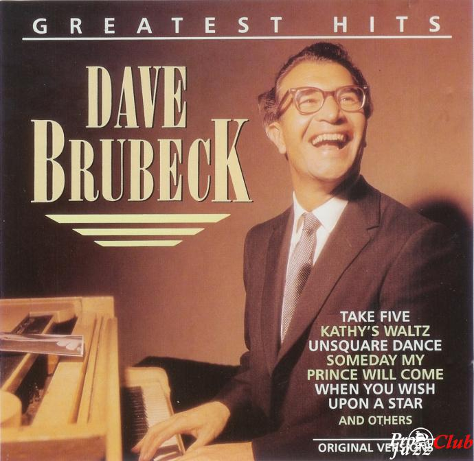 1997 Dave Brubeck - Greatest Hits {Companion 6187382}