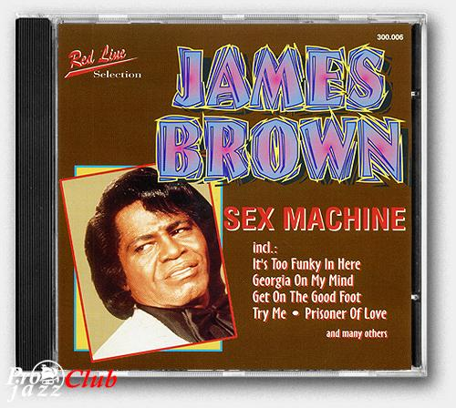 (Funk, R&B) [CD] James Brown - Sex Machine / Volume Two (2 x CD) - 2005, FLAC (image+.cue), lossless