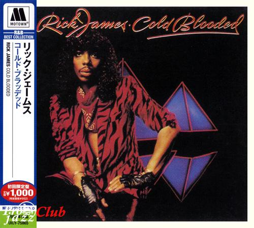(Funk, Soul, R&B) [CD] Rick James - Cold Blooded (1983) - 2013, FLAC (image+.cue), lossless