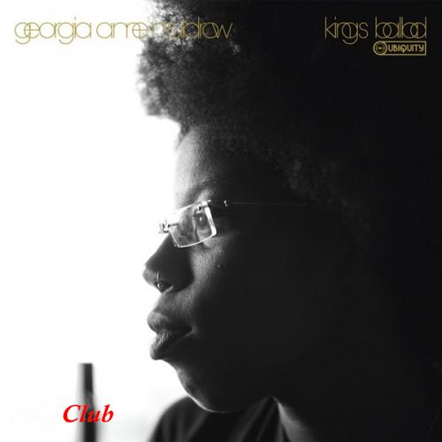 (Neo Soul,Jazz-Funk,Conscious Hip Hop) [CD] Georgia Anne Muldrow - Kings Ballad - 2010, FLAC (image+.cue), lossless