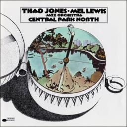 (Big Band) [CD] Thad Jones • Mel Lewis Jazz Orchestra - Central Park North (1969) - 2004 {BN 76852}, FLAC (tracks+.cue), lossless