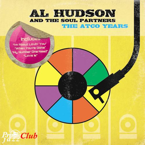 (Funk, Soul, R&B) [CD] Al Hudson And The Soul Partners - The ATCO Years - 2015, FLAC (tracks+.cue), lossless