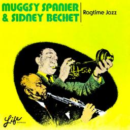 1973 Muggsy Spanier & Sidney Bechet - Ragtime Jazz (2019) {43 North Broadway} [24-44,1]