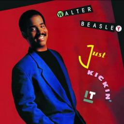 (Smooth Jazz) [CD] Walter Beasley - Just Kickin' It - 1989, FLAC (tracks+.cue), lossless