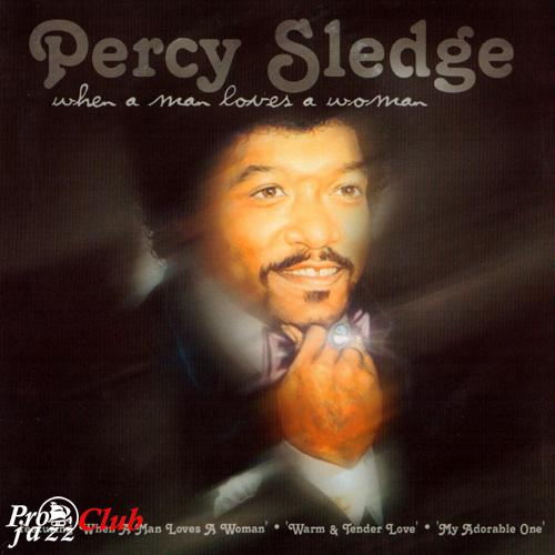 (Soul, R&B) [CD] Percy Sledge - When A Man Loves A Woman - 2002, FLAC (image+.cue), lossless