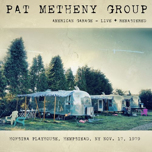 1979 (1994) Pat Metheny - American Garage {ECM 21155}