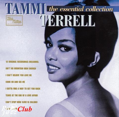 (Funk / Soul / Pop) [CD] Tammi Terrell - The Essential Collection - 2001, FLAC (tracks), lossless