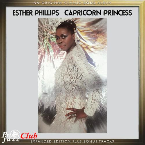 (Soul, Jazz-Funk, Disco) [WEB] Esther Phillips - Capricorn Princess (Expanded Edition) - 1976 (reissue 2016), FLAC (tracks), lossless