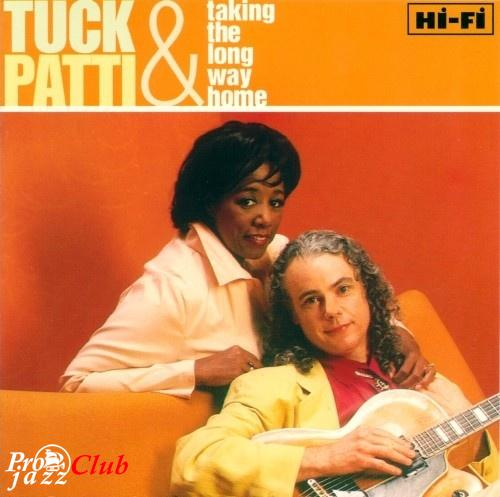 2000 Tuck & Patti - Taking the Long Way Home {Windham Hill 01934 11507 2}