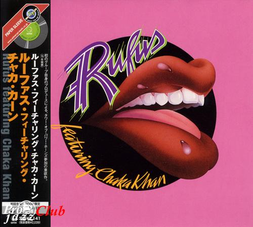 (Funk, R&B) [CD] Rufus featuring Chaka Khan - Rufus featuring Chaka Khan (1975) - 2004 {UICY-9406}, FLAC (tracks+.cue), lossless