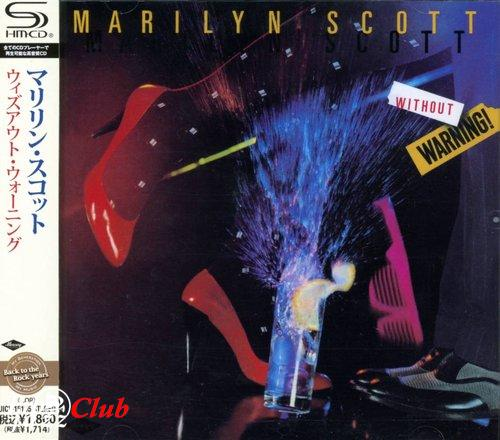(Vocal Jazz, Funk, Soul) [CD] Marilyn Scott - Without Warning! - 1983 (2012 Japan Edition), FLAC (tracks+.cue), lossless
