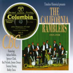 (Dixieland, New Orleans Jazz) The California Ramblers (feat. Adrian Rollini, Red Nichols, Spencer Clark, Jimmy & Tommy Dorsey, Bobby Davis) - 1925-1928 - 1999 {Timeless, CBC 1-053}, FLAC (tracks+.cue), lossless
