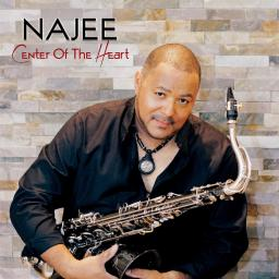 2019 Najee - Center Of The Heart {Shanachie} [24-44,1]