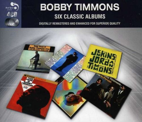 1957-1962 Bobby Timmons - Six Classic Albums (2013) {Real Gone Jazz RGJCD398} [4CD]