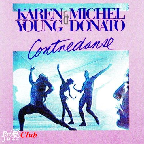 (Vocal Jazz) [CD] Karen Young & Michel Donato - Contredanse - 1988, FLAC (tracks+.cue), lossless