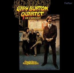 (Post-Bop) [CD] Gary Burton Quartet - In Concert: Recorded Live at Carnegie Recital Hall - 1968 (2012), FLAC (tracks+.cue), lossless