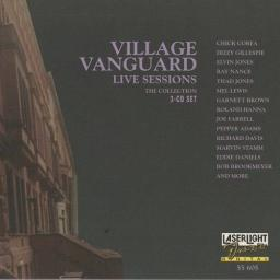 (Bop) [3 CD] VA (Dizzy Gillespie, Pepper Adams, Ray Nance, Chick Corea, Thad Jones/Mel Lewis Orchestra) - Village Vanguard Live Sessions - 1997 (1967-70), FLAC (tracks+.cue), lossless