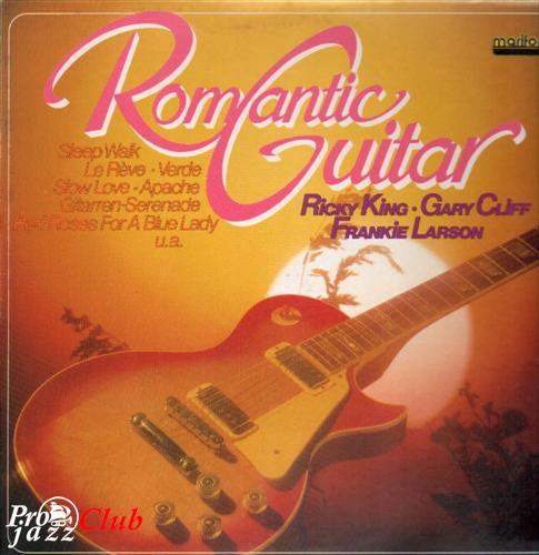 (Instrumental) [LP] [24/96] VA - Romantic Guitar - 1981, APE (image+.cue)