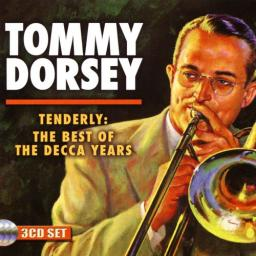 1950-1953 Tommy Dorsey - Tenderly: The Best of the Decca Years (2018) {Sepia 1322} [3CD]