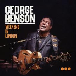 2020 George Benson - Weekend in London (Live) {Mascot, Provogue PRD76152} [24-48]