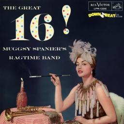 1956 Muggsy Spanier's Ragtime Band - The Great 16 (2018) {Legacy} [24-96]