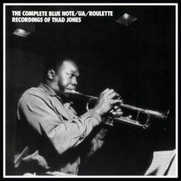 (Hard Bop) Thad Jones — The Complete Blue Note / UA / Roulette Recordings Of Thad Jones (Box Set, 3 CD's) — 1997 {Mosaic Records, MD3-172}, FLAC (tracks+.cue), lossless
