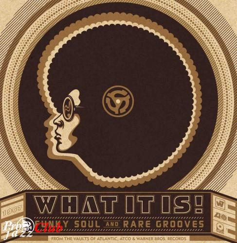 (Funk / Soul) VA - What It Is! Funky Soul and Rare Grooves 1967-1977 - 2006, FLAC (tracks+.cue), lossless
