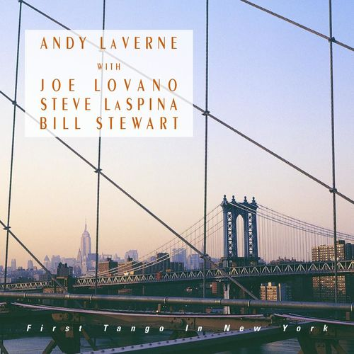 1995 Andy LaVerne - First Tango in NY (2005) {Universal, Decca 983 284-8} [WEB]