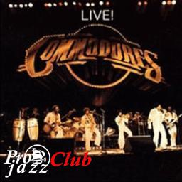 (Funk/Soul) Commodores - Live! - 1977, FLAC (tracks+.cue), lossless