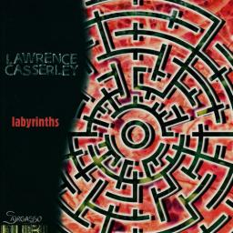 1999 Lawrence Casserley - Labyrinths {Sargasso SCD 28030} [CD]