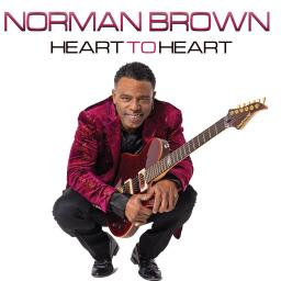 2020 Norman Brown - Heart To Heart {Shanachie} [24-44,1]