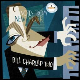 (Jazz, Bop, Post Bop) Bill Charlap Trio - Notes From New York - 2016, MP3, 320 kbps