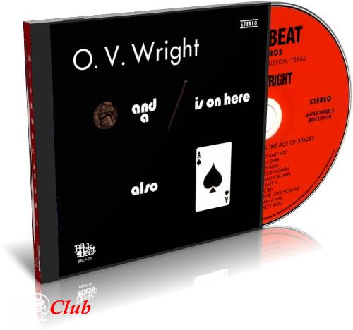(Sou, Southern Soul) [CD] O.V. Wright - A Nickel And A Nail And The Ace Of Spades (2010) - 1971, FLAC (tracks+.cue), lossless