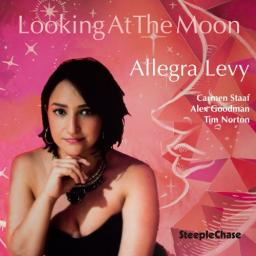 2018 Allegra Levy - Looking at the Moon [MP3, 320 kbps]