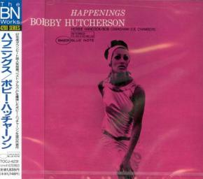 (Post-Bop) Bobby Hutcherson - Happenings - 1966 (1998 Japan Edition), FLAC (tracks+.cue), lossless