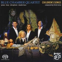 2009 Blue Chamber Quartet - Children's Songs {Stockfisch} [DST64]