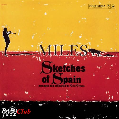 1960 Miles Davis - Sketches Of Spain (2014) {Columbia, Legacy} [24-88,2]