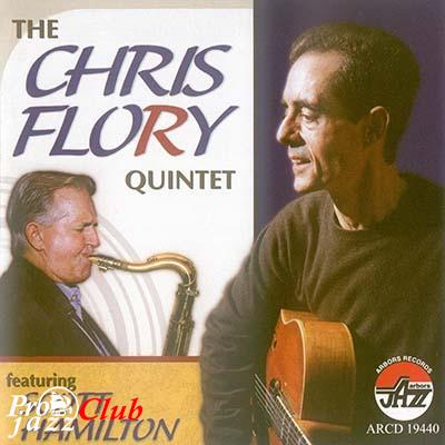 (Mainstream Jazz) Chris Flory Quintet featuring Scott Hamilton - The Chris Flory Quintet - 2011, FLAC (tracks+.cue), lossless