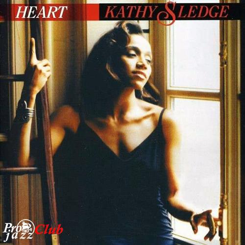 (Soul, R&B) [CD] Kathy Sledge - Heart (1992) - 2011, FLAC (tracks+.cue), lossless