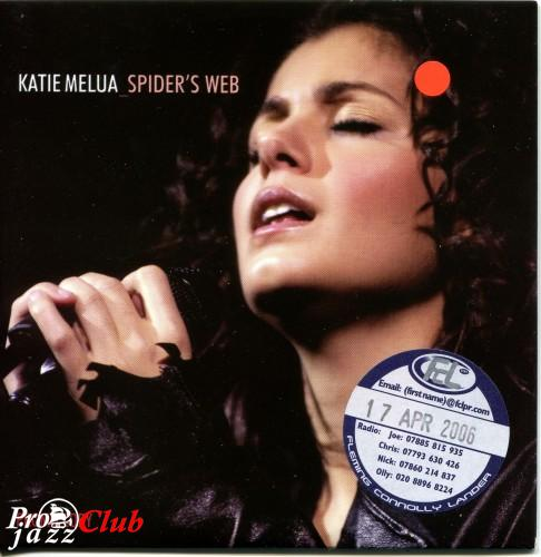 (Vocal Jazz) [CD] Katie Melua - Spider's Web (Promo Copy) - 2006, FLAC (image+.cue), lossless