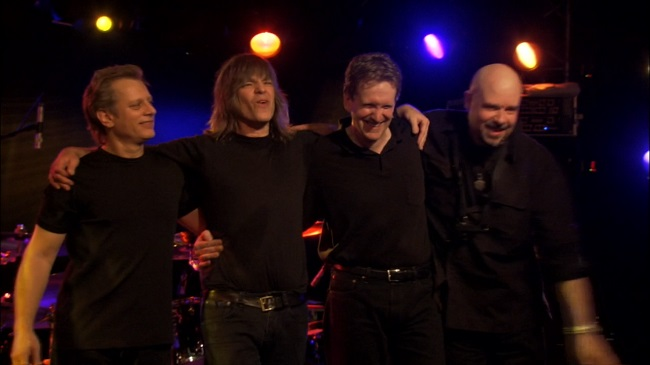 2008 Mike Stern Band - New Morning - The Paris Concert [BDRip 720p]