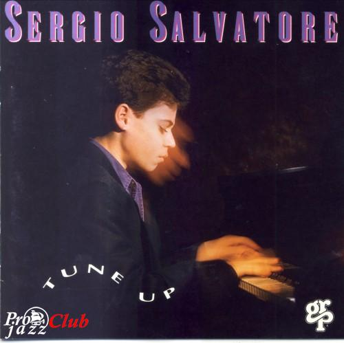 1994 Sergio Salvatore - Tune Up {GRP GRD-97632} [CD]