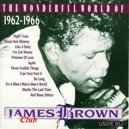 (Funk) James Brown - The Wonderful World Of 1962-1966 (1992) - 1992, FLAC (tracks+.cue)