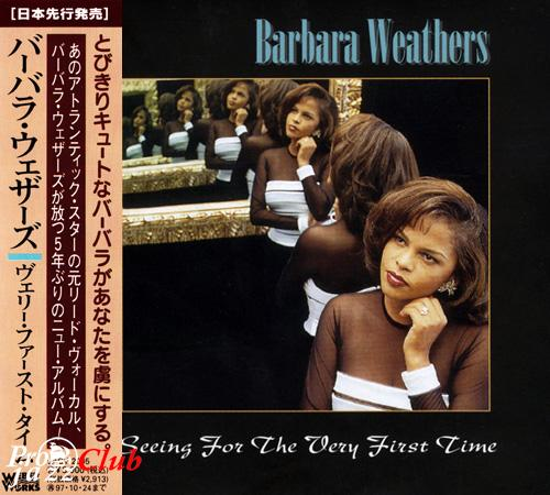 (Soul, R&B) [CD] Barbara Weathers - Seeing For The Very First Time - 1995, FLAC (tracks+.cue), lossless