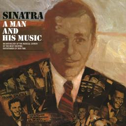 1965 Frank Sinatra - A Man and His Music {Reprise 2FS 1016}  [2 LP] [24-96]