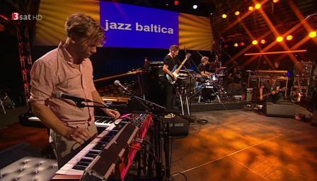 2011 Magnus Öström Quartet - Live At Jazz Baltica [HDTVRip 720p]