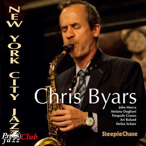 2018 Chris Byars - New York City Jazz [MP3 320 kbps]